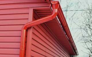 Водостоки для крыши металлические: монтаж своими руками, схема системы, инструкция, видео и фото