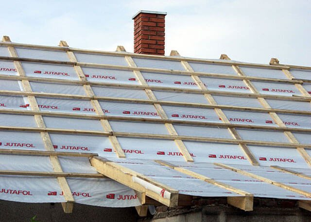 как установить гидроизоляцию на крышу
