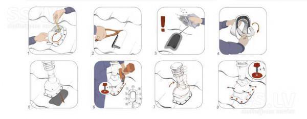 Инструкция по установке вентиляционного выхода на металлочерепицу