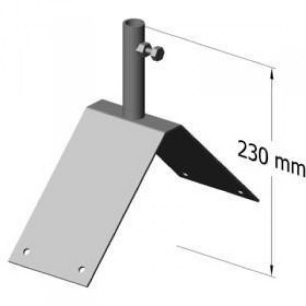 Стандартное коньковое крепление для ветряка