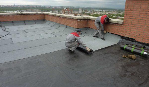 Капитальный ремонт с настилом нового покрытия