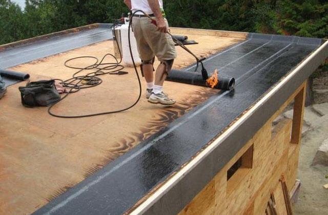 мягкий кровельный материал для крыши гаража