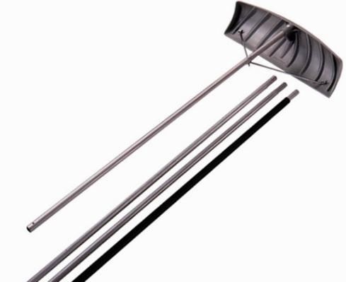 Скребок для крыши с телескопической ручкой