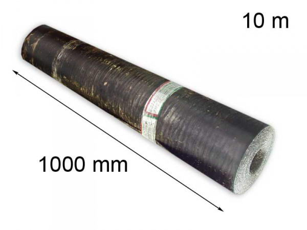 Размеры рулона кровельного материала согласно требованиям ГОСТ 10923-93