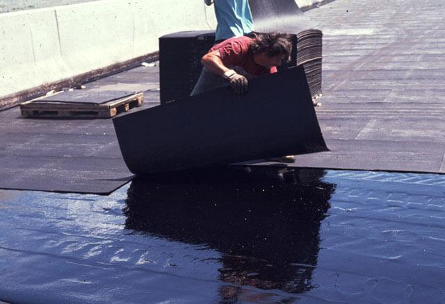мастика для рубероида на крышу