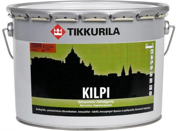 """Битумная краска """"Килпи"""" фирмы Тиккурила"""