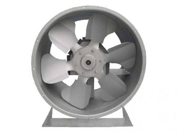Радиальная конструкция вентилятора для дымоудаления