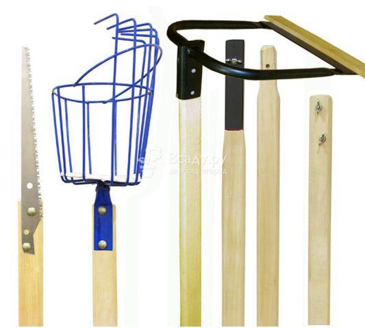 Инструменты для очистки снега