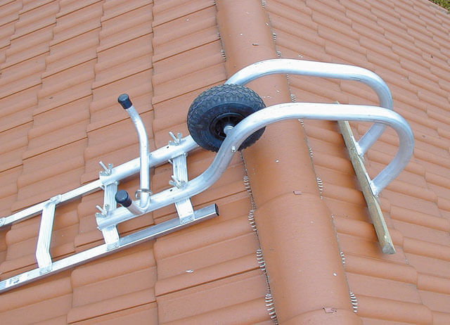 требования безопасности при работе на крыше