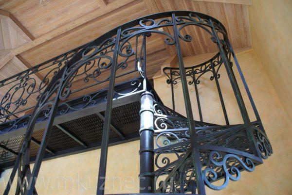 Кованная лестница