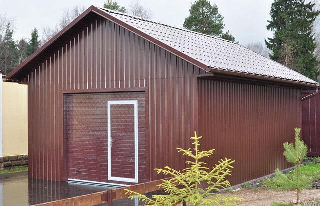 мягкие кровельные материалы для крыши гаража