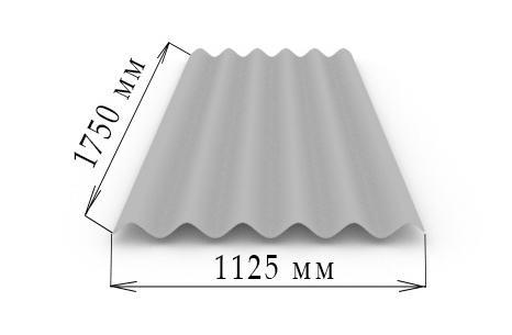 6-волновой лист