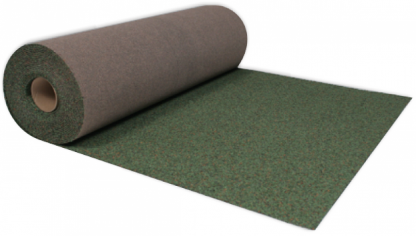 Битумный материал с мелкозернистой посыпкой
