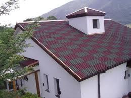 андулиновая крыша своими руками