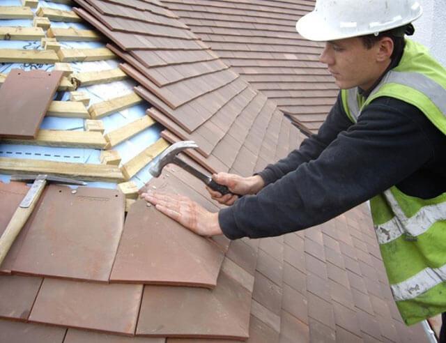 замена крыши на старом доме