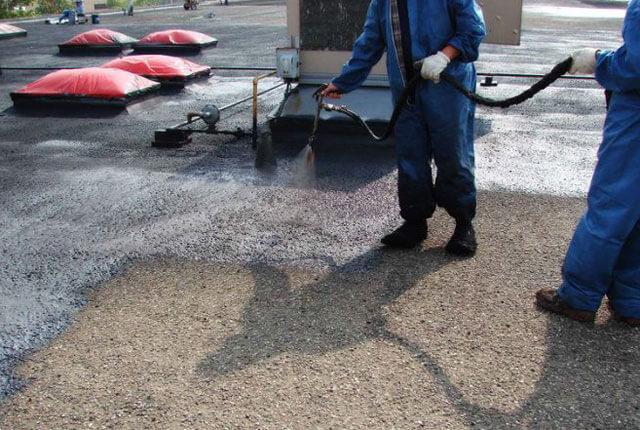 виды гидроизоляции для крыши