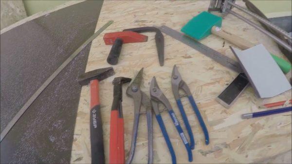Часть из этих инструментов наверняка есть у вас в домашней мастерской
