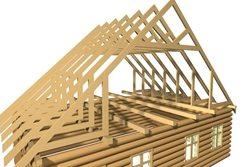 чертежи крыш домов