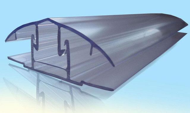профиль для сотового поликарбоната