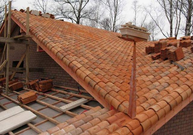 замена крыши на старом доме своими руками
