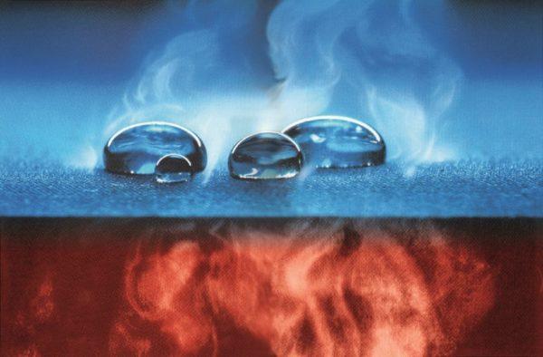 Диффузная мембрана пропускает влагу только в одну сторону