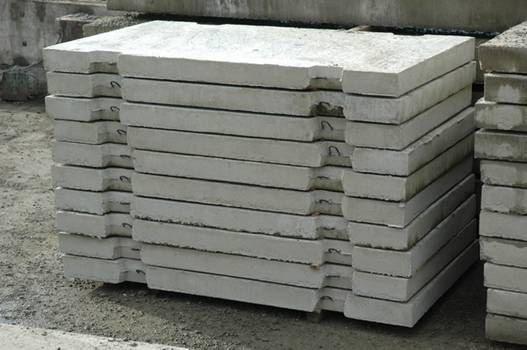 Дорожная плита ПД - готовая площадка под контейнеры.