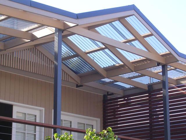 толщина поликарбонат для крыши