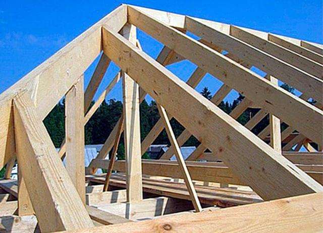 как правильно рассчитать высоту крыши