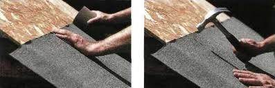 как правильно перекрыть крышу рубероидом