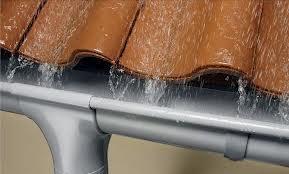 как установить водосточную систему