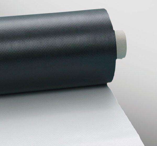 Мембранная кровля – специальный высокопрочный материал толщиной от 1 до 2 мм