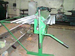 оборудование производство профнастила