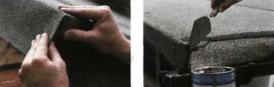покрыть крышу рубероидом