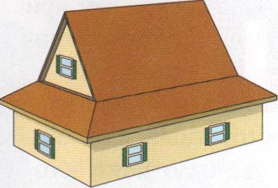 полувальмовая крыша