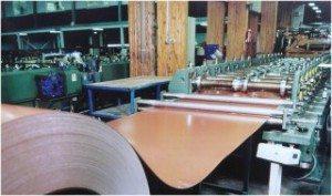 производство металлочерепица