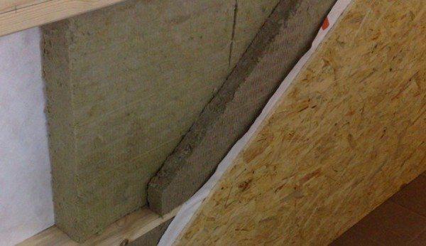 Проводится утепление пола чердака или стен основная идея остаётся неизменной – необходимо создать надёжную многослойную структуру