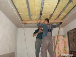 шумоизоляция крыши