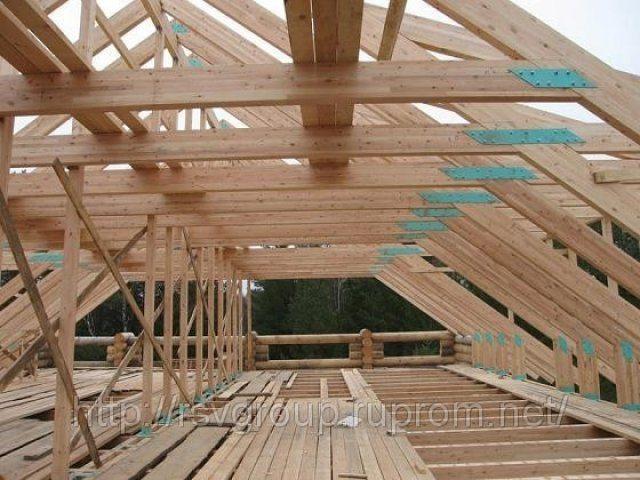 стропильная система мансардной крыши своими руками
