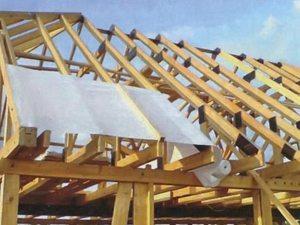 стропильные конструкции скатных крыш