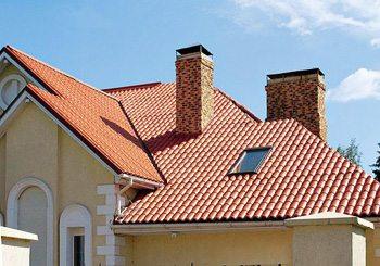 теплая крыша