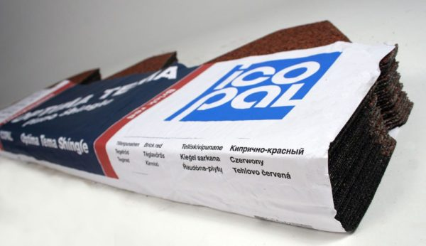 Упаковка материала