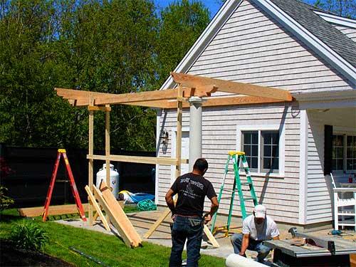 Установка конструкции – ответственный процесс